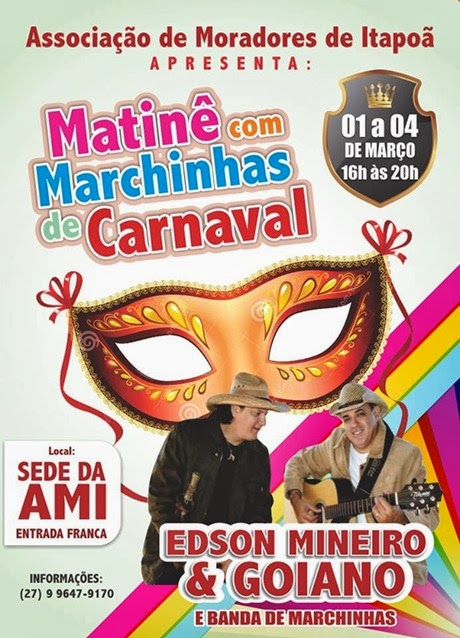 carnaval em Itapoã