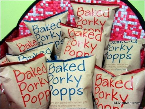 Oishi Baked Porky Pops