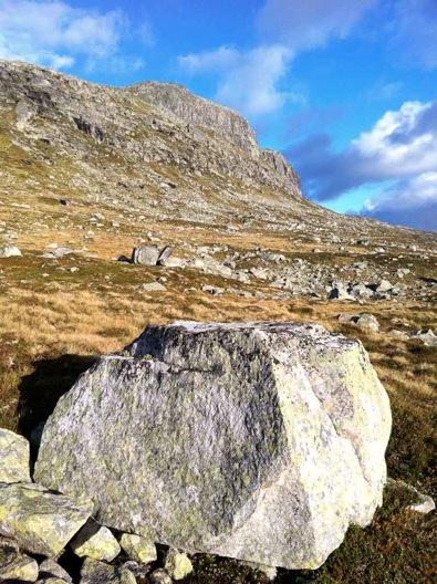 Finnsberg boulder