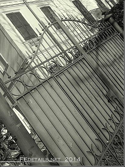 Cancello, Ferrara
