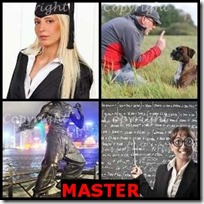 MASTER- 4 Pics 1 Word Answers 3 Letters