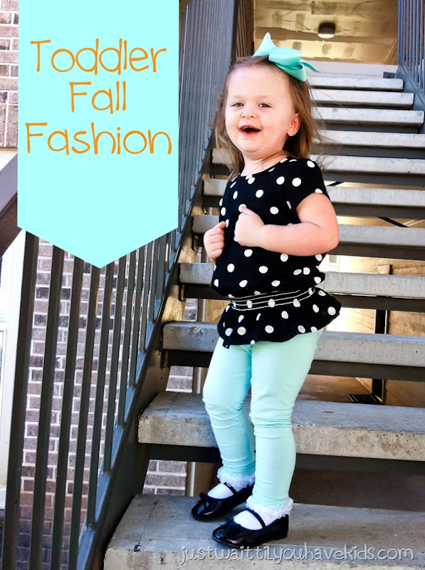 Toddler Fall Fashion Cover