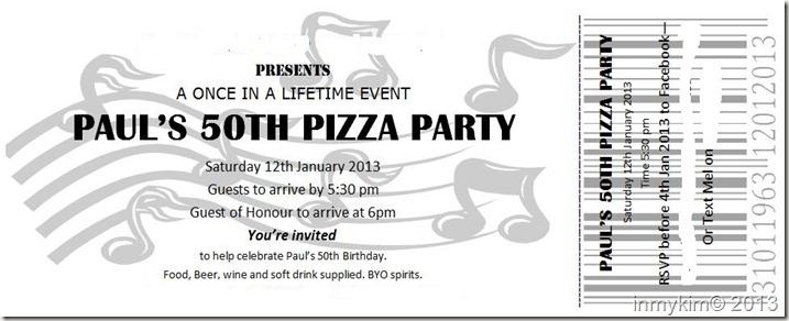 invite edited