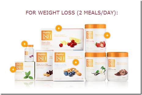 180 weight loss