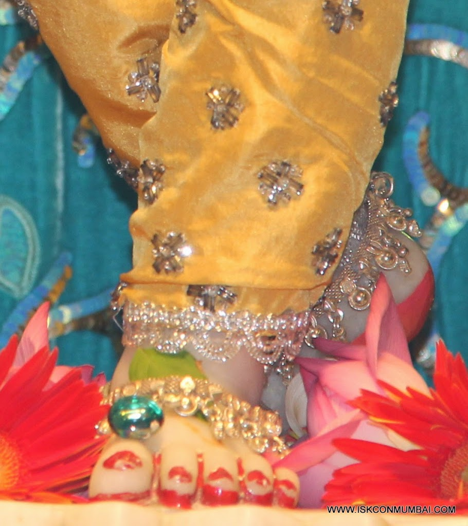 Lotus Feet Of Gauranga