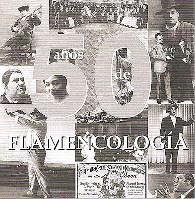 50 años de flamencologia (Portada)