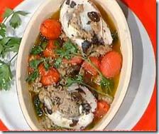 Seppioline ripiene al tonno e olive