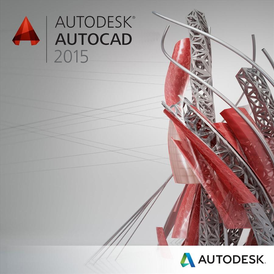 AutoDesk AutoCAD 2015 Full