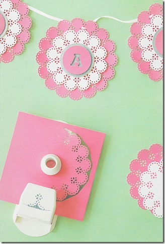 Martha stewart circle edge punch and a cute hokie turkey for Pre punched paper for crafts