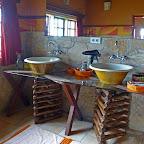 Hatari Lodge, Badezimmer © Foto: Angelika Krüger | Outback Africa Erlebnisreisen