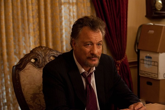 John de Lancie is Allen Shapiro
