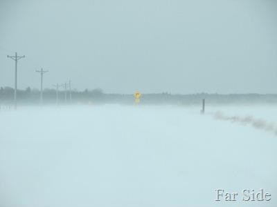 Snow April 18