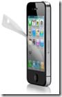 Pellicola Protettiva Antiriflesso Power Support HD per iPhone 4 e iPhone 4S