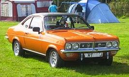 Vauxhall 1970 Firenza