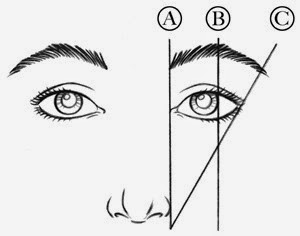 eyebrow-guide