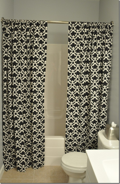 Double Shower Curtain — Decor and the Dog