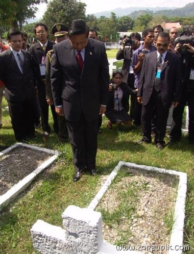 foto keseharian Presiden Indonesia Susilo Bambang Yudhoyono (18)