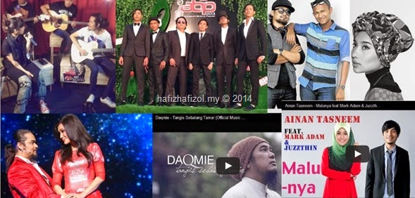 Lagu Melayu Top Masa Kini 2014 #4