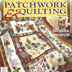 Rev  Patchwork   Quilting Vol 11 N8