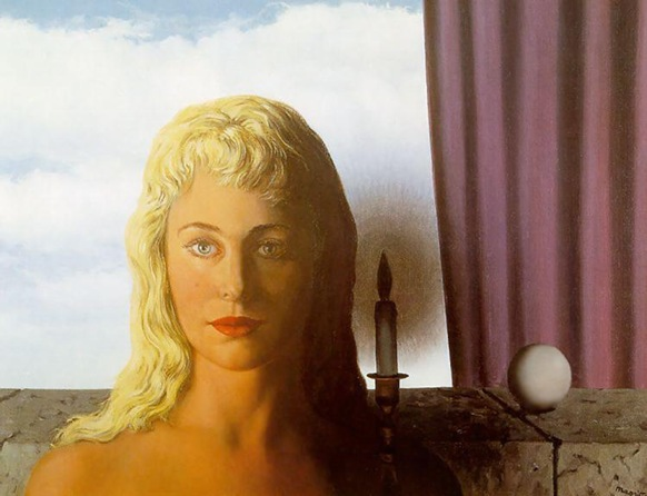 magritte  the ignorant fairy