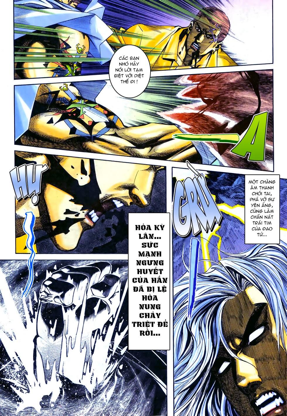 X Bạo Tộc chap 67 - Trang 29