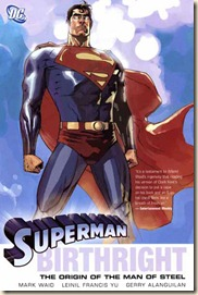 Superman-Birthright