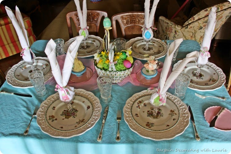 EASTER TABLE 6