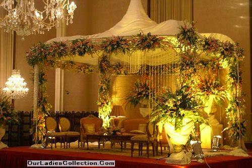 Kayzdekor chinese wedding reception style ideas for Latest wedding hall decoration