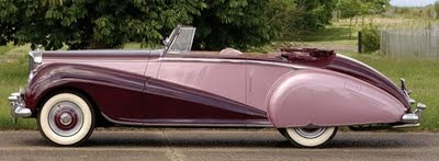 1951 Bentley Mk VI