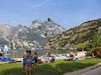 2014. július 19-25. Garda-tó - 2014. július 20. Garda-tó: Torbole, Riva del Garda