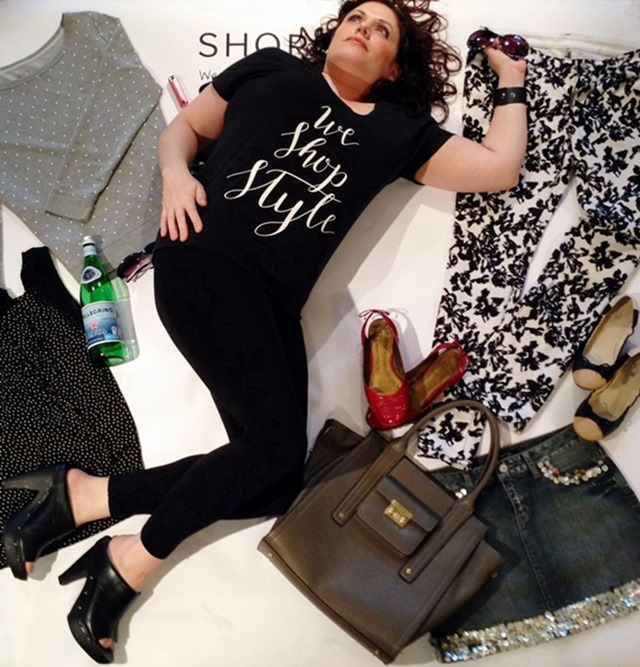 We Search.  We Find.  We ShopStyle!  #WeShopStyle #spon