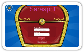 Saraapril in Club Penguin: How do I Unlock Items Online? Club Penguin