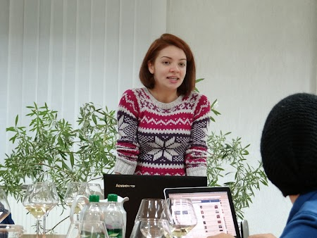 PR Bostavan: Lena Plescan in prezentare