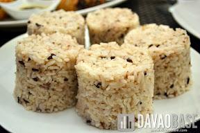 Rice in PiYESta KTV and Resto Bar
