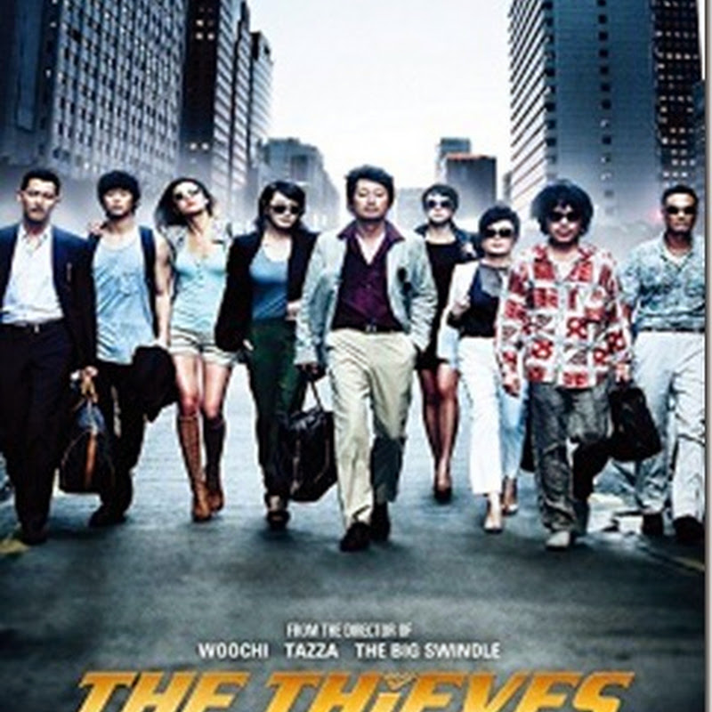 The Thieves 10 ดาวโจร ปล้นโคตรเพชร