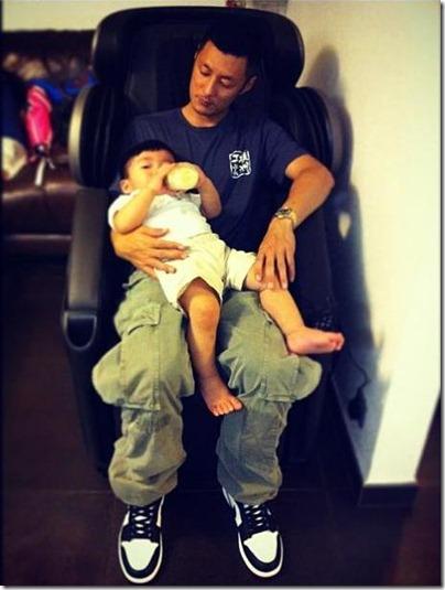 Shawn Yue X Baby 01