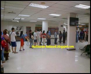 Antrian Nomor Antri di Rumah Sakit Lam Wah Ee