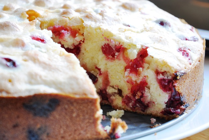 cranberry orange cake 059
