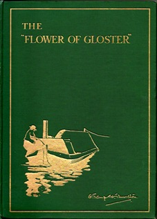 Flower of Gloster. 1st Ed - Copy