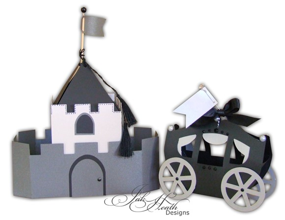 Once Upon a Castle and Carriage boy