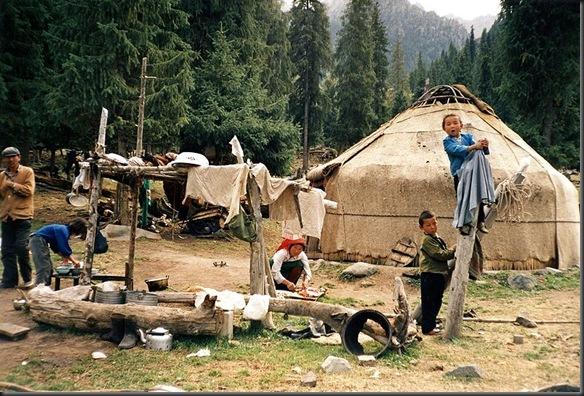 Kazakhs 1987