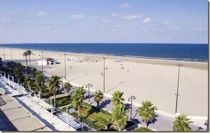 Playa La Malvarrosa-m