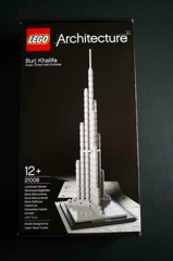 LEGO: 21008 Burj Khalafa