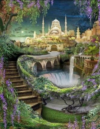 Jardins-Suspensos-da-Babilônia