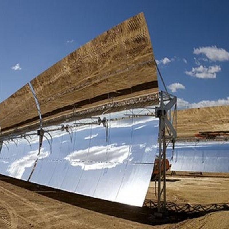 España cierra el 2011 como líder mundial termosolar con más de 1100 MW