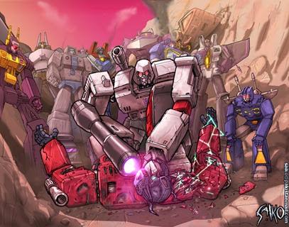 Megatron_scraps_Prime_by_EspenG