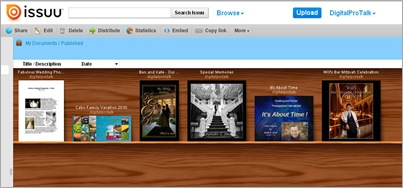 Issuu Library
