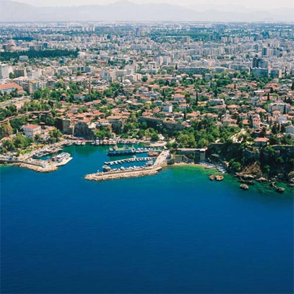 انطاليا تركيا
