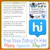 Hike Messenger Introduces Free Voice Calling On This Republic Day