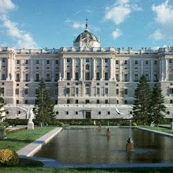 49.- Juvara y Sachetti. Palacio Real (Madrid)